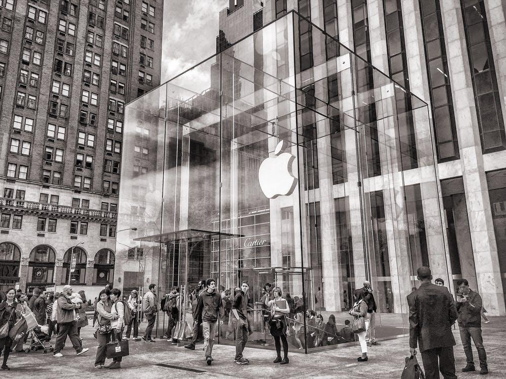 Het einde van Apple