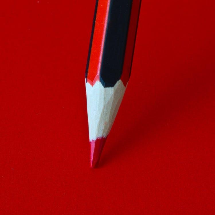 De oorlog tegen het rode potlood
