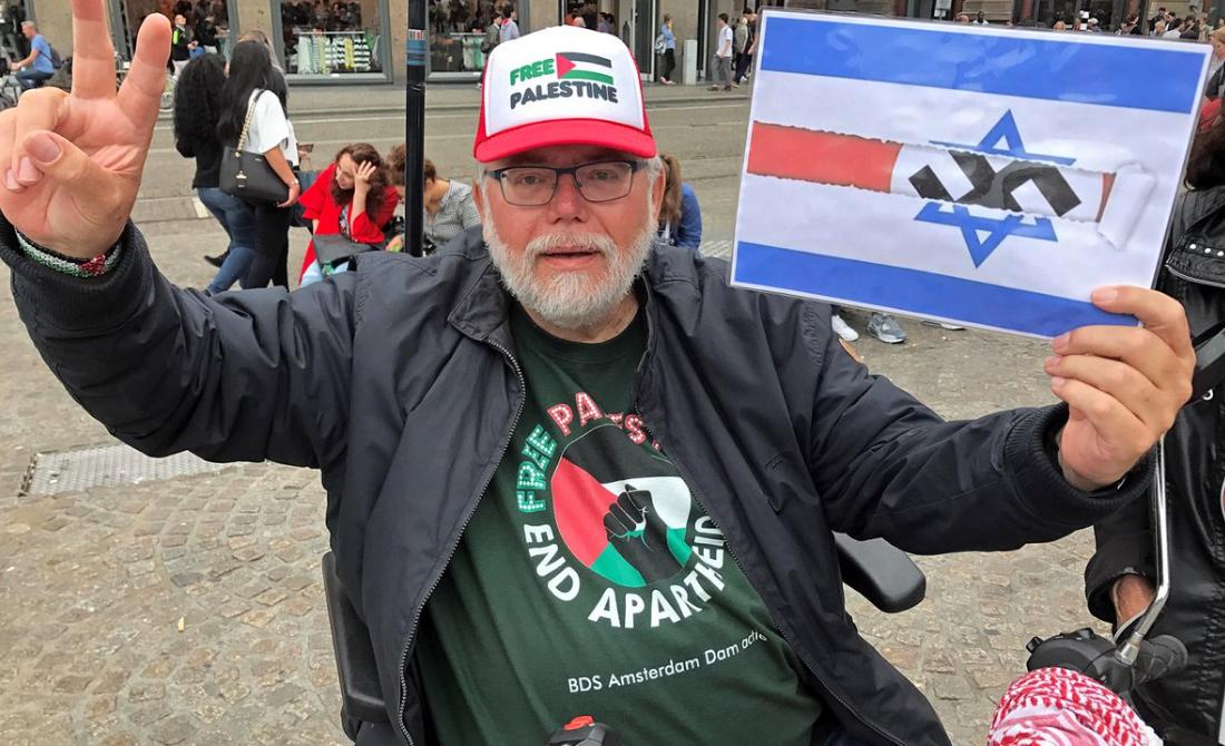 Van Agt, The rights forum en antisemitisme: een reactie van het CJO op hun aantijgingen