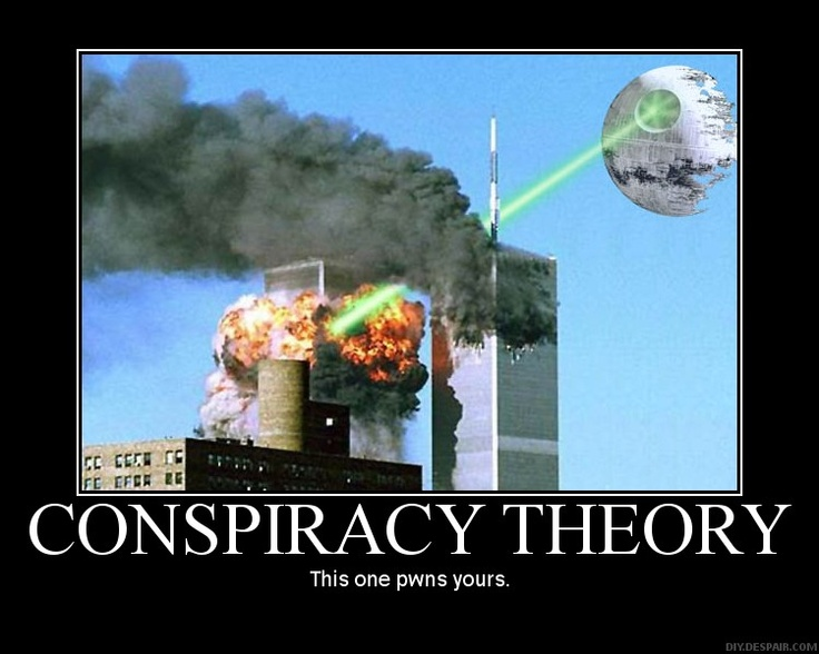 Top 5 grappige complottheorieën