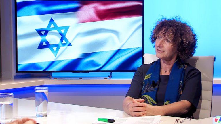 CIDI-directeur Hanna Luden ook 'geen fan van Israëls nederzettingenbeleid'