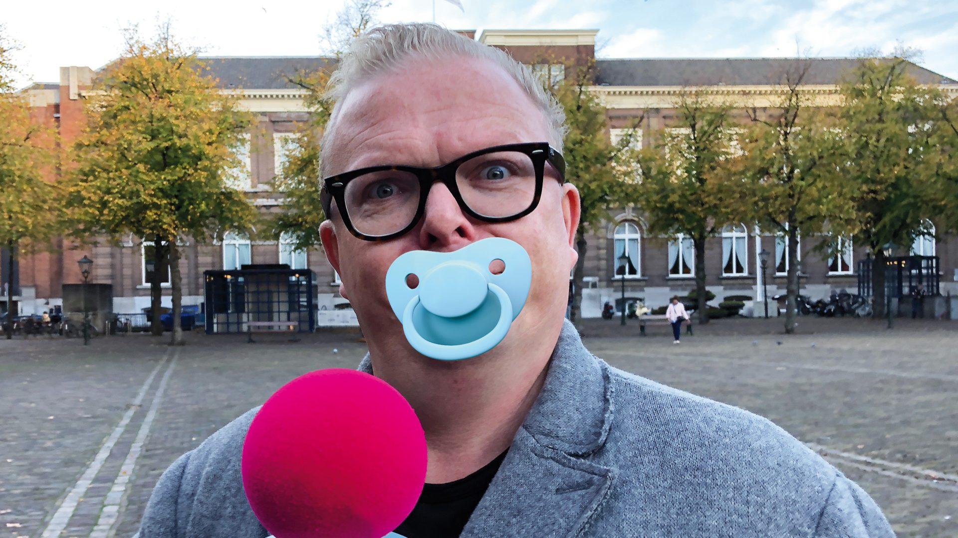 Jan Roos: Gestoord word je van betutteling in Nee-derland!