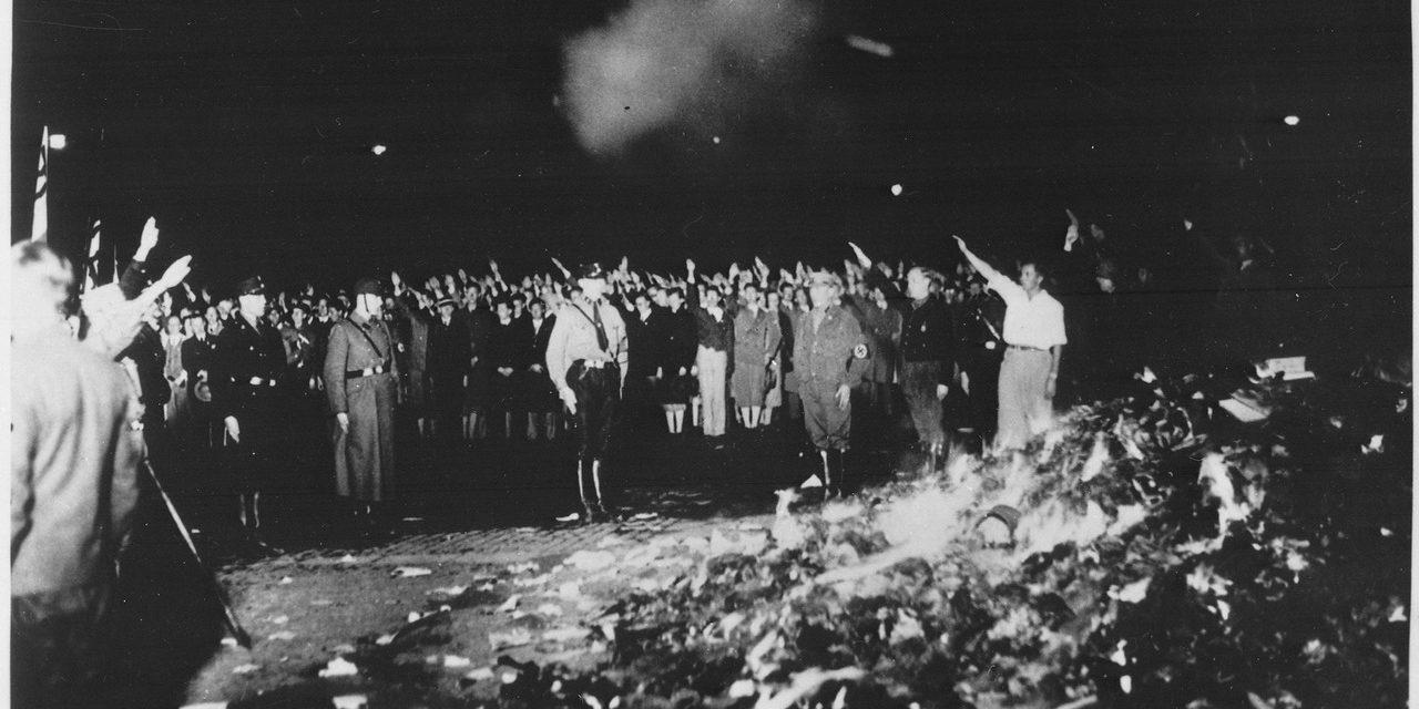 oprukkend fascisme in Nederland