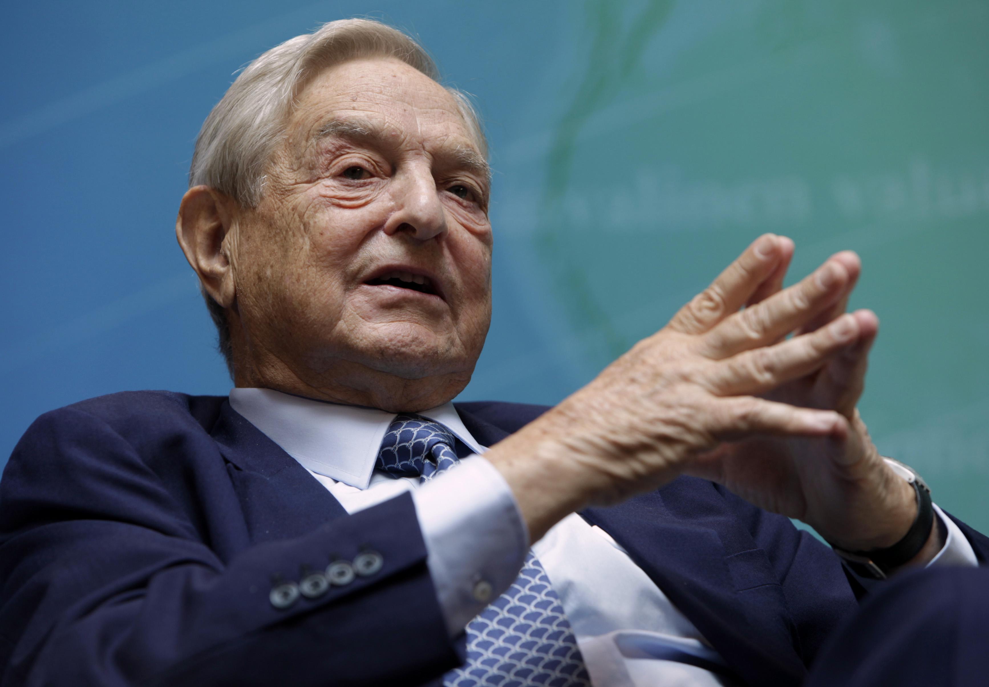 George Soros: de waarheid is al erg genoeg