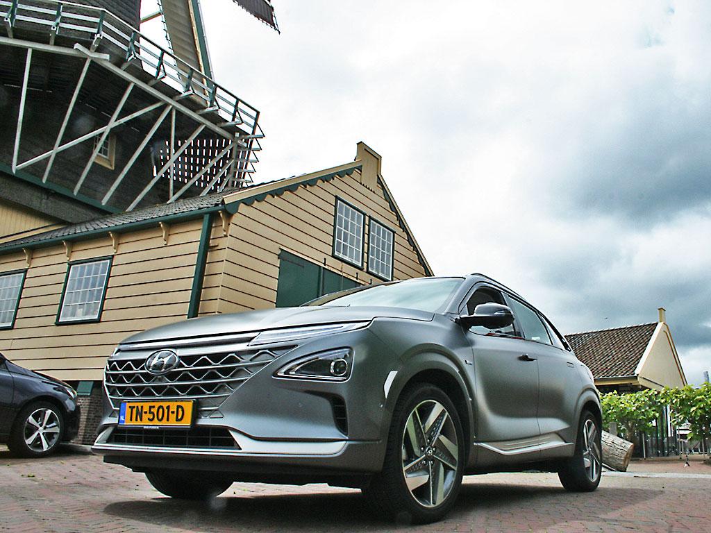 Testverslag Hyundai Nexo